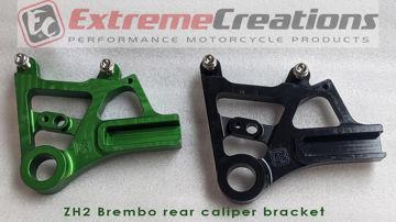 Picture of ZH2 Rear brake bracket for Brembo caliper
