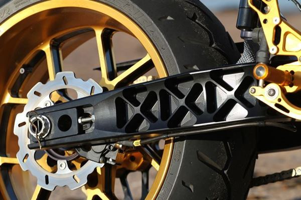Picture of Custom Billet Swingarms