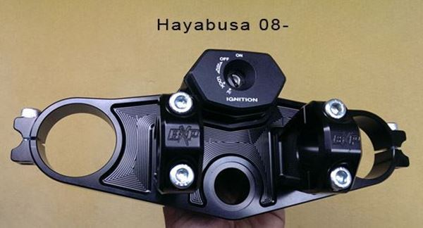 Picture of Gen 2  Hayabusa  Top Triple