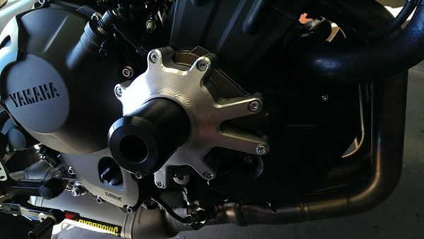 Picture of MT-09 (FZ-09) Engine Armour R/S