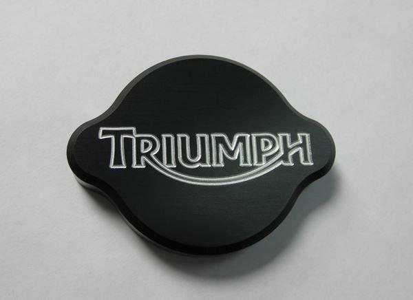 Picture of Triumph Radiator Cap Cover
