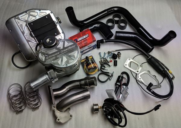 Niken turbo kit